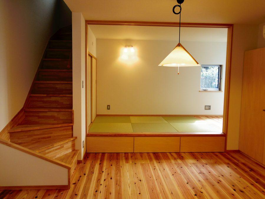 平面で暮らせる家3