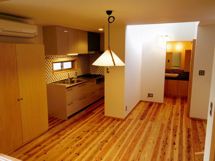 平面で暮らせる家2