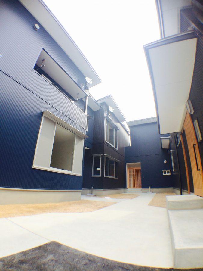 小橋町コーポラティブハウス1
