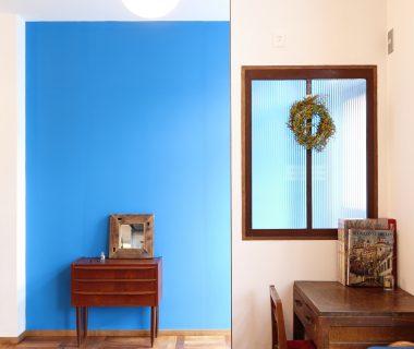 アンティーク家具が似合うリノベーション