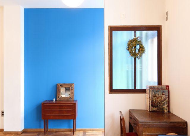 岡山市北区アンティーク家具が似合うリノベーション