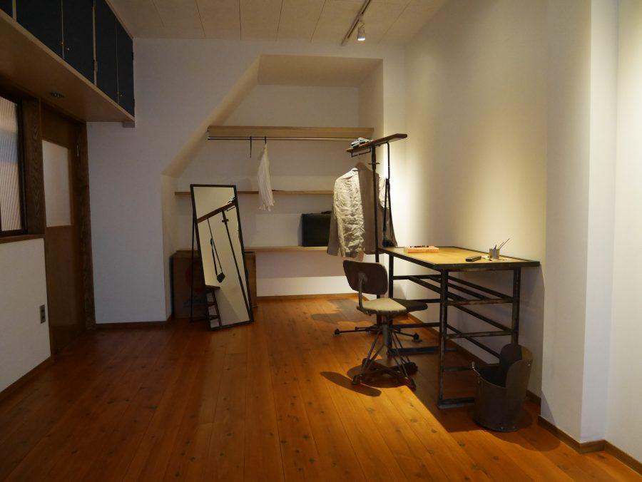 アンティーク家具が似合うリノベーション8