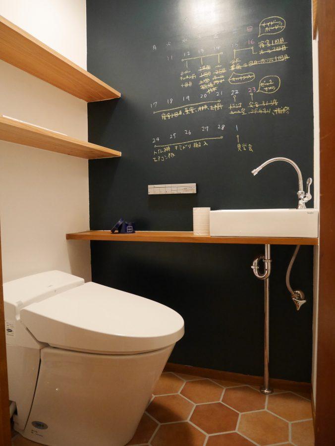 アンティーク家具が似合うリノベーション4
