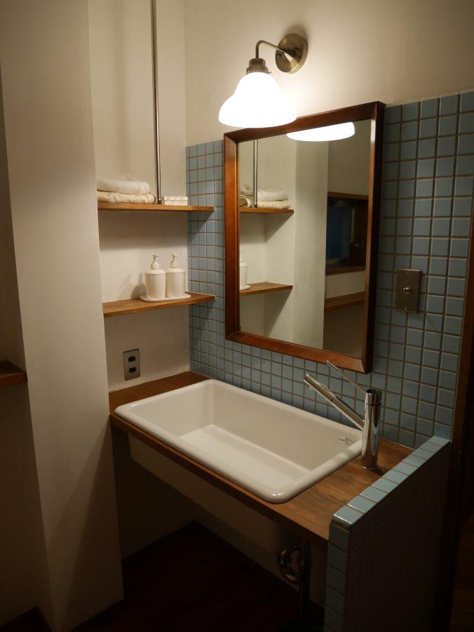 アンティーク家具が似合うリノベーション7