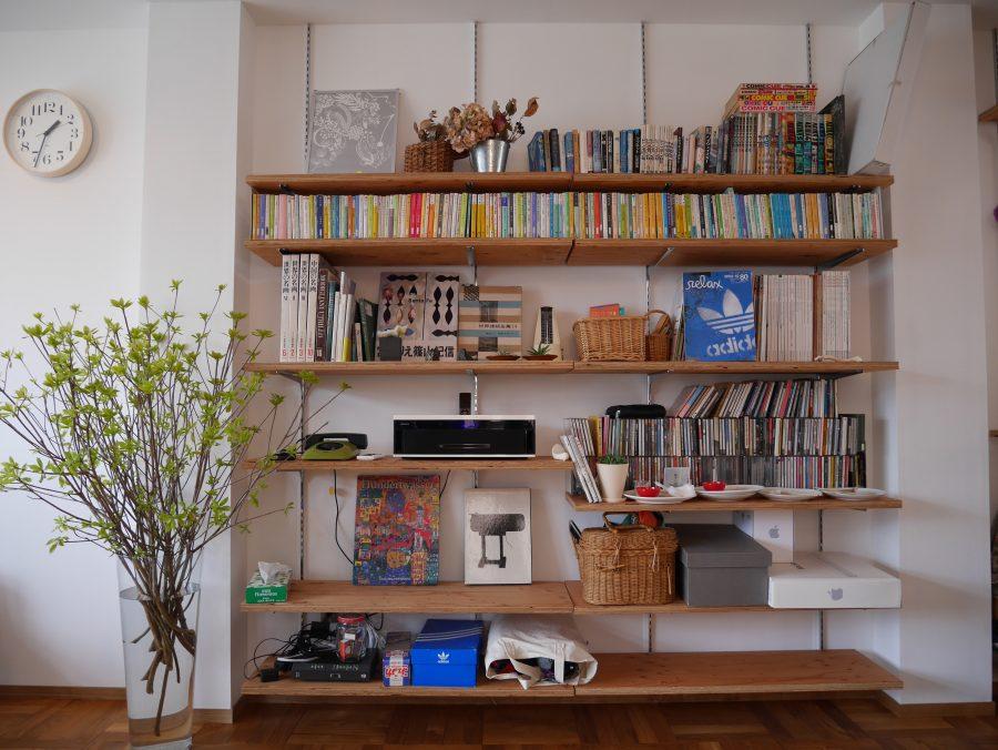 アンティーク家具が似合うリノベーション2