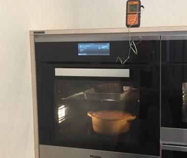 外国製の食洗機・オーブンの見学