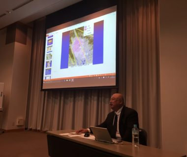 高橋学先生の講演会を開催しました