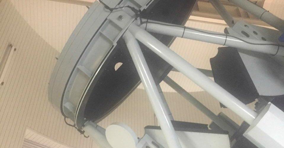 西はりま天文台に泊まってきました