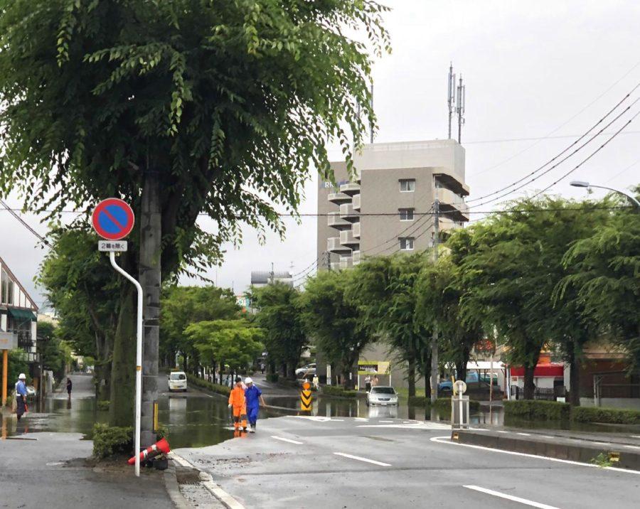 七夕の豪雨1
