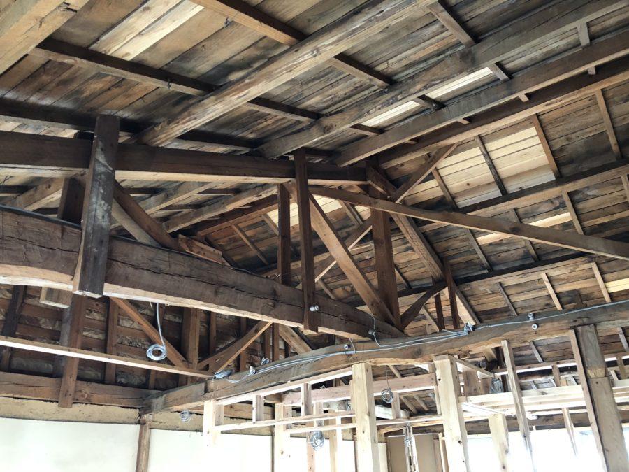 【高梁市リノベ】屋根、サッシュが取り替えられました2