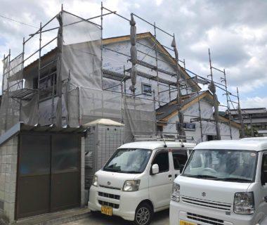 【高梁市リノベ】屋根、サッシュが取り替えられました