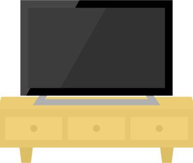 テレビとリビング