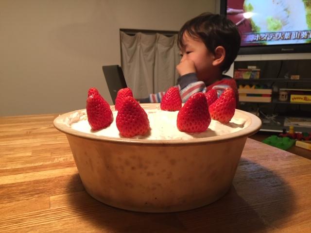 手作りケーキの歴史3