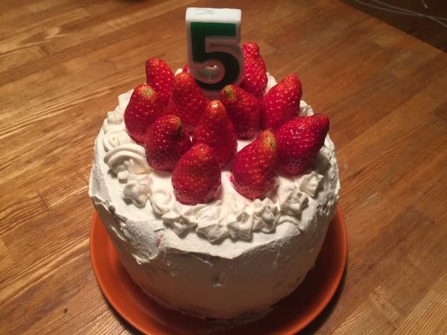手作りケーキの歴史7
