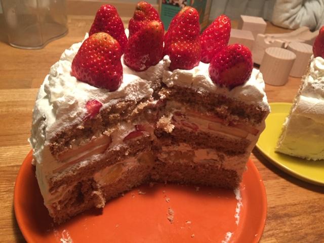 手作りケーキの歴史8