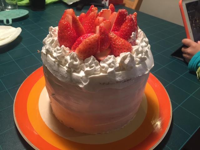 手作りケーキの歴史9