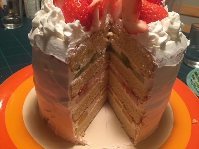 手作りケーキの歴史10