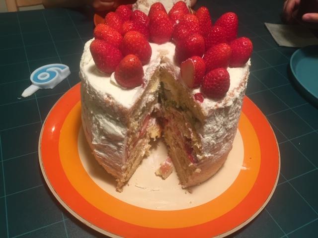 手作りケーキの歴史12