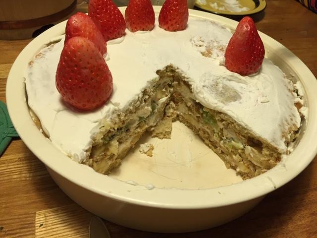 手作りケーキの歴史2