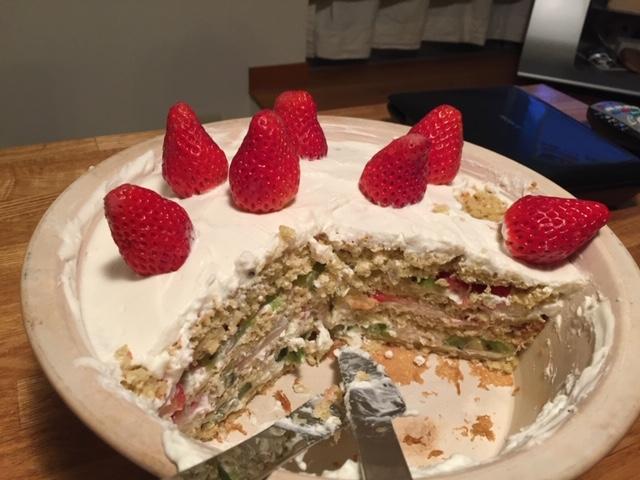 手作りケーキの歴史4