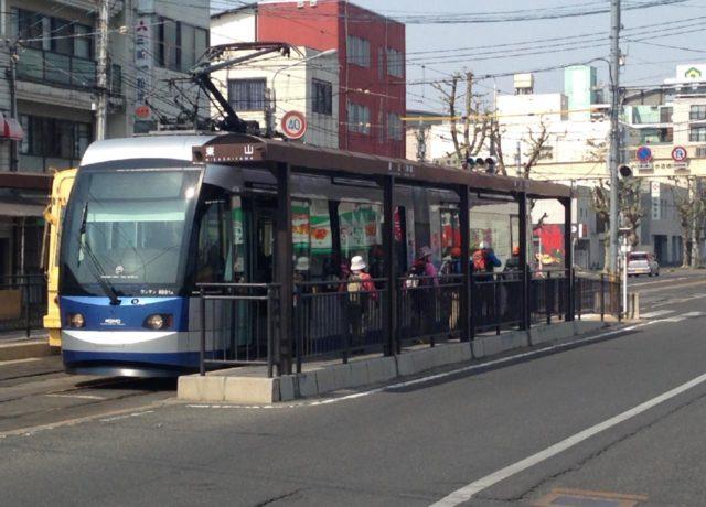 路面電車と公共交通を考えてみる